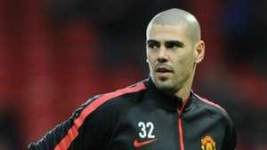 Victor Valdes Manchester United