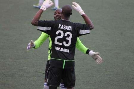 Sony Sugar goalkeeper Wycliffe Kasaya.