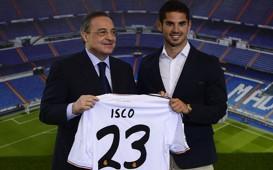 Isco Alarcón & Florentino Pérez - Real Madrid