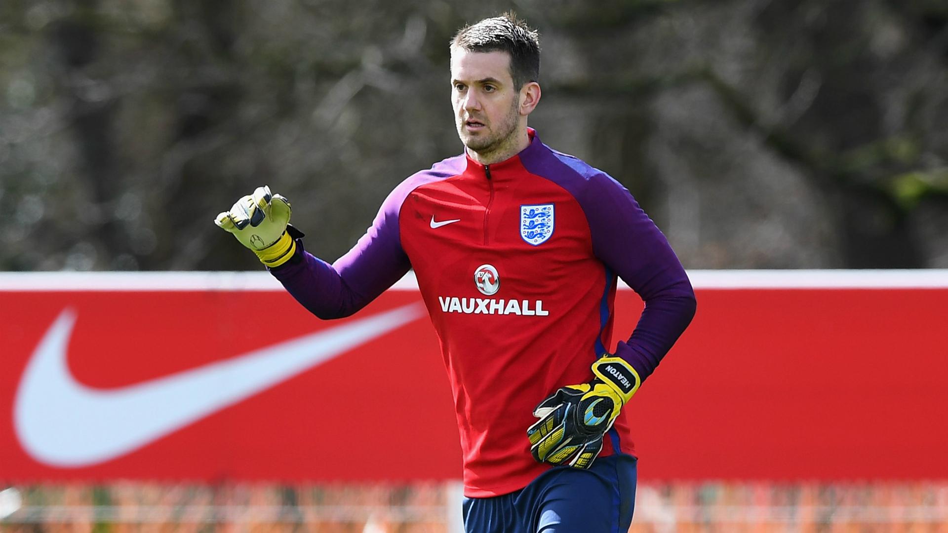 England's Euro 2016 squad | Tom Heaton