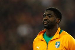 Ivory Coast defender Kolo Toure