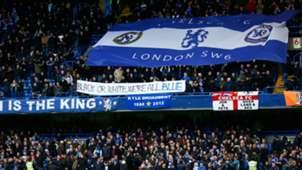 Chelsea fans Premier League 21022015