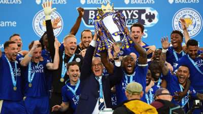 HD Leicester City champions