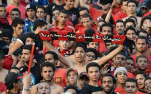 Fans at Orlando Pirates VS Al-Ahly African Champions