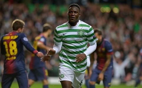 Celtic midfielder Victor Wanyama (Goal 50)
