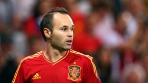 Ultimate European Championship XI | Andres Iniesta