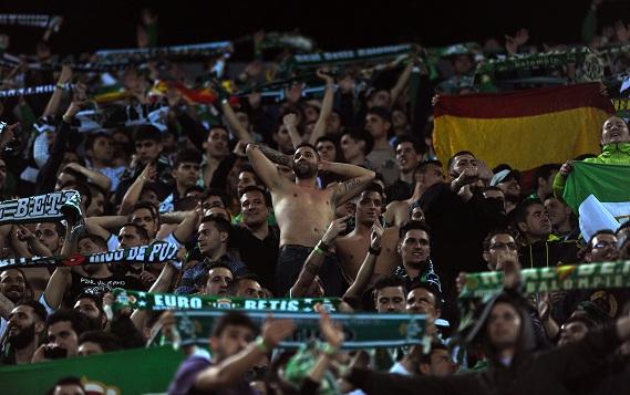 Betis fans