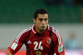 Al Ahly full-back Ahmed Fathy