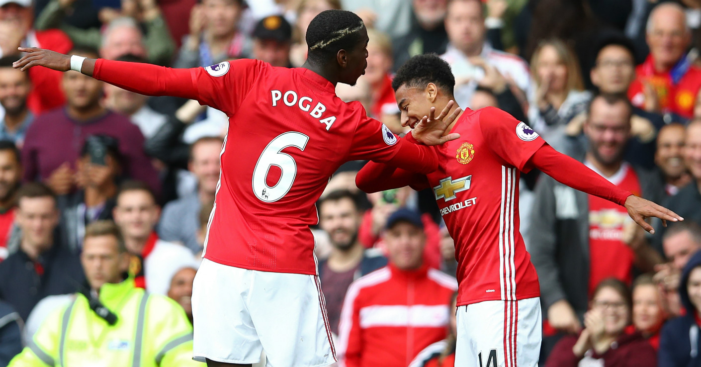 Jesse Lingard Wants Current Man United Crop To Match Beckham And The Class Of  Goal Com
