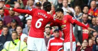 Jesse Lingard Paul Pogba Man Utd Premier League