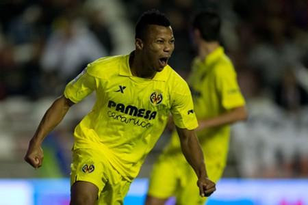 Villarreal striker Ikechukwu Uche