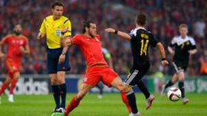 Gareth Bale Wales; Dries Mertens Belgium