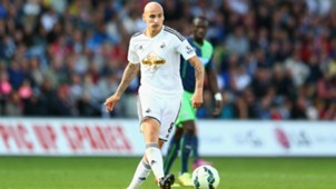 Jonjo Shelvey Swansea City Premier League 041014