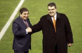 Lendoiro, presidente del Deportivo La Coruña