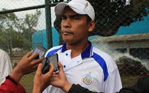 Abdurrahman Gurning - Arema IPL (GOAL.com/Abi Yazid)