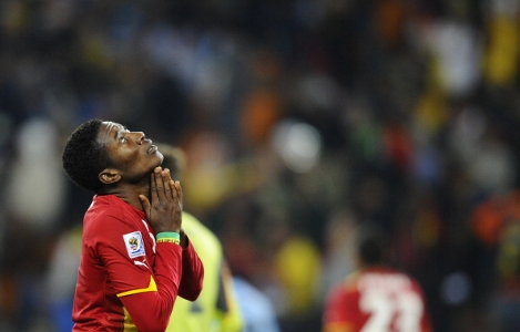 I cannot get them out of my head, says Ghana's 2010 World Cup coach