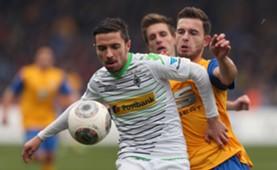 Borussia Monchengladbach full-back Julian Korb