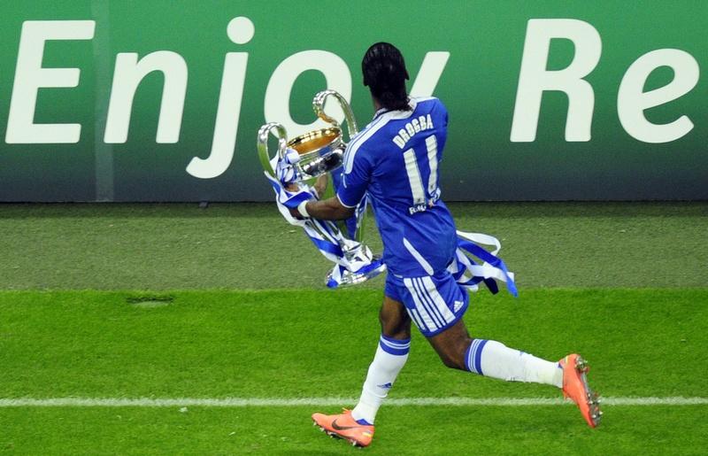 Didier Drogba - 2012 Şampiyonlar Ligi