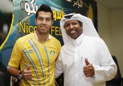 Nicolas Fedor Miku - Al Gharafa - Qatar