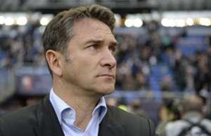 Rennes coach Philippe Montanier