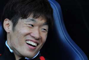 South Korea midfielder Park Ji-Sung