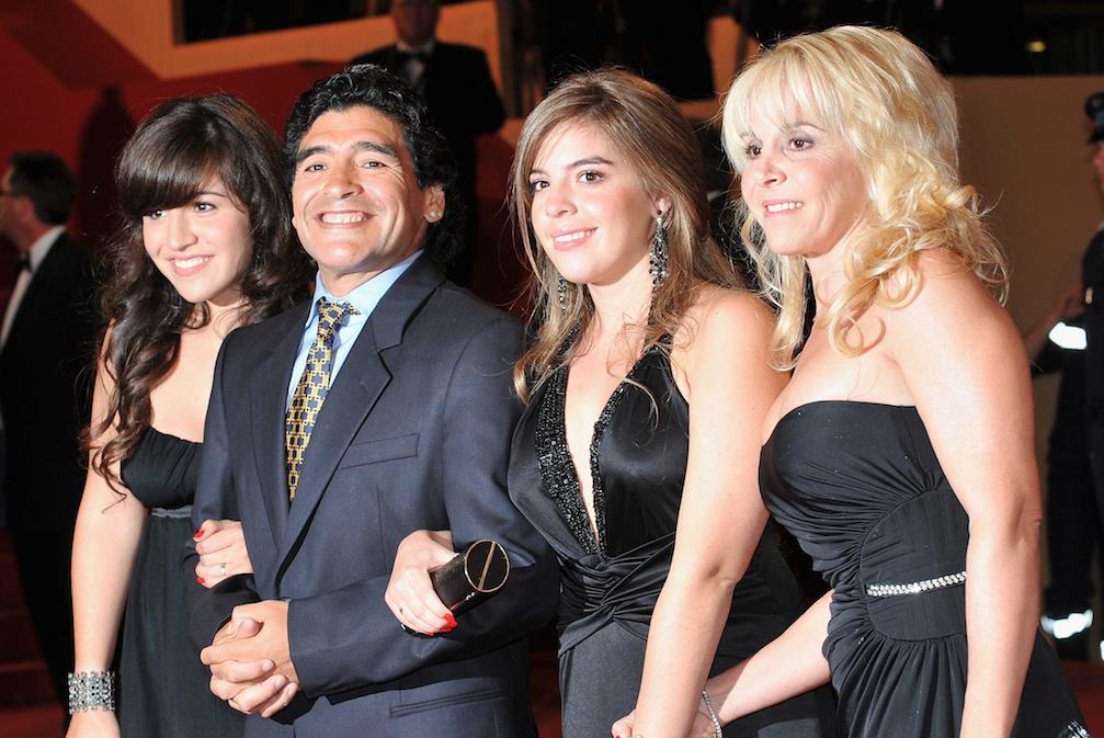 Diego Armando Maradona chiede il carcere per la figlia Giannina: il motivo
