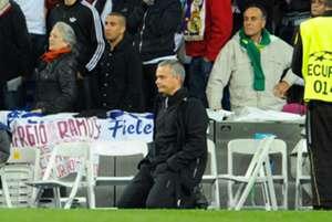 25042012 Jose Mourinho Real Madrid Bayern Munich