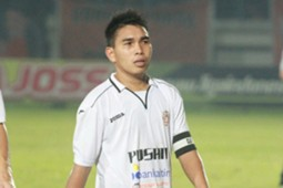 Yus Arfandi - Putra Samarinda - Indonesia Super League 2014