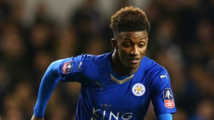 Title-winning teenagers | Demarai Gray Leicester City