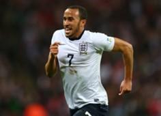 Tottenham attacking midfielder Andros Townsend