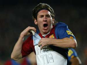 Messi hattrick al Madrid