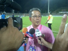 Azraai Khor Abdullah, Perak vs T-Team