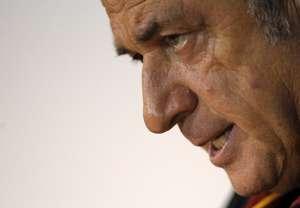 Galatasaray coach Fatih Terim