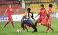 N. P. Pradeep Pune FC vs Mumbai FC I-League