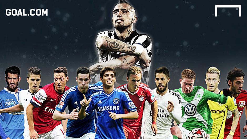 Arturo Vidal Juventus GFX