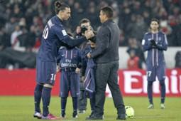 Ronaldo Zlatan Ibrahimovic