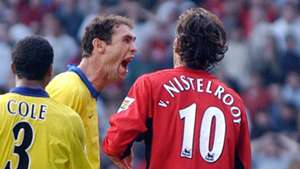 Martin Keown Ruud van Nistelrooy Arsenal Manchester United 210903