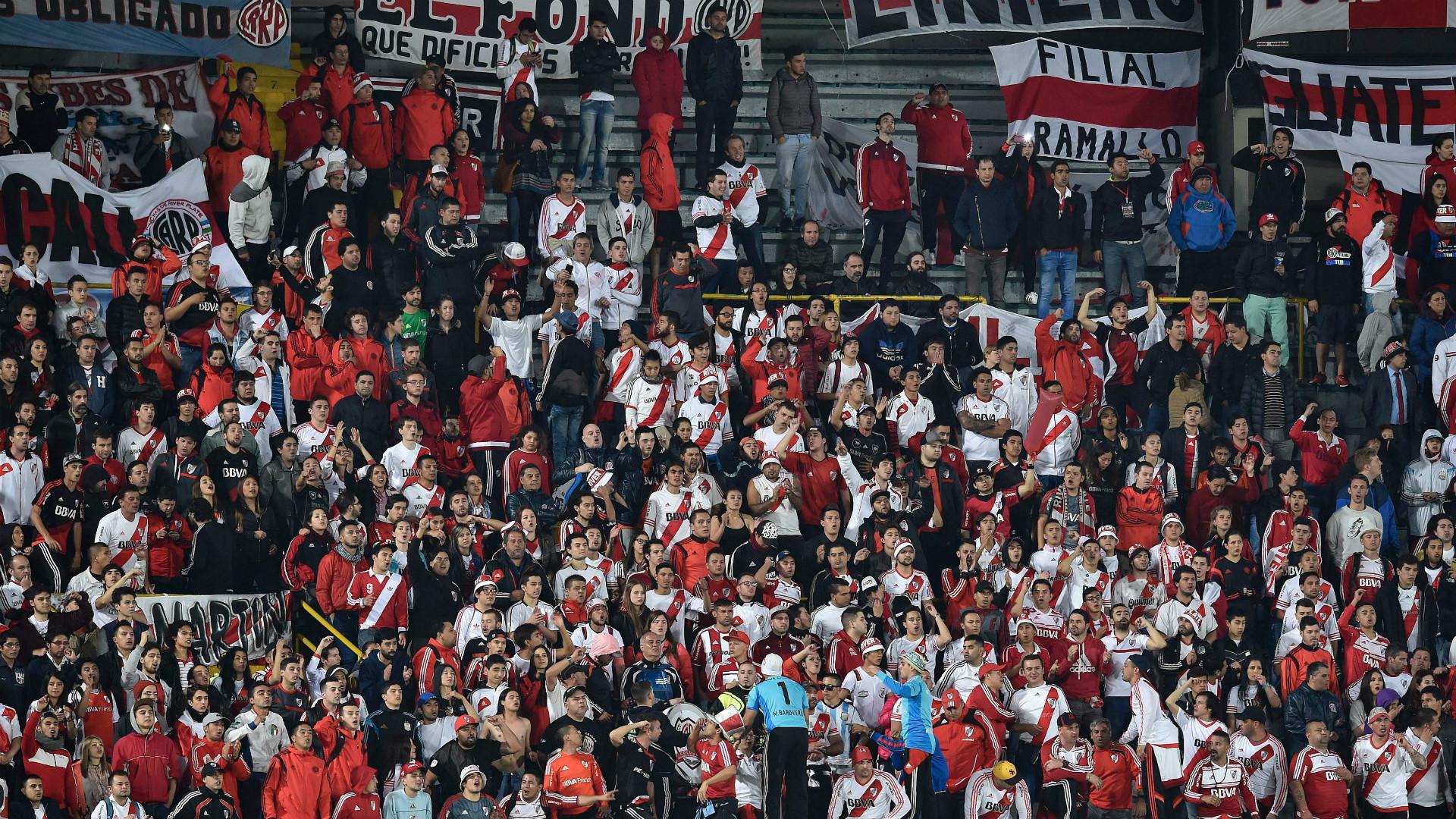 HD River Plate fans