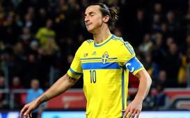 - FIFA 2014 World Cup Qualifier; Zlatan Ibrahimovic; Sweden v Portugal; 20/11/2013