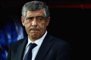 Greece head coach Fernando Santos
