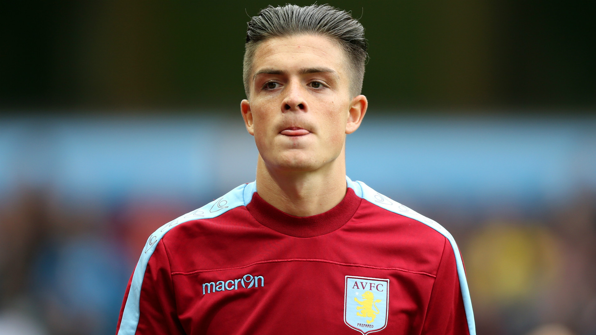 Jack Grealish Aston Villa Stoke City Premier League 03102015