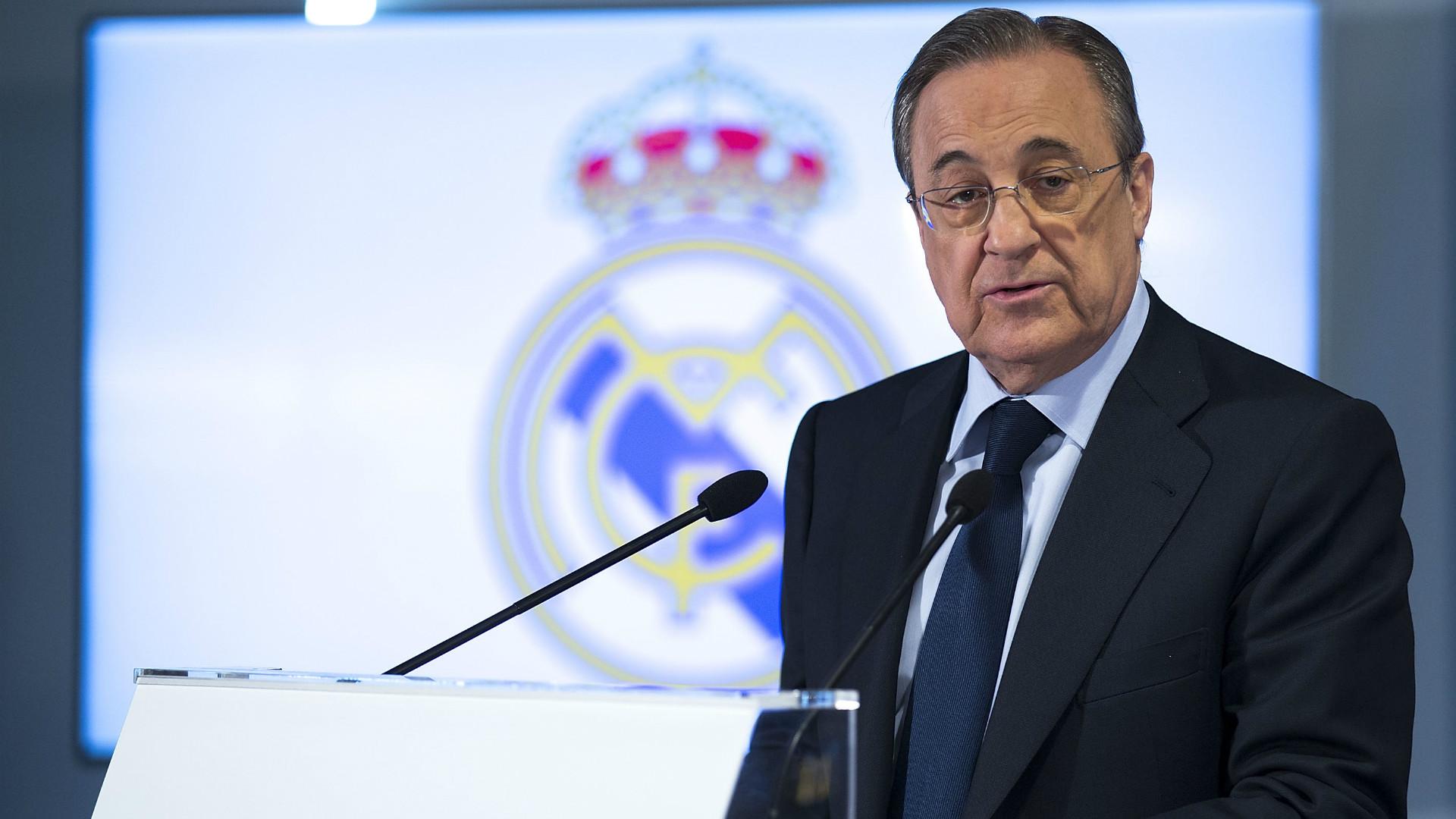 Florentino Perez Cristiano Ronaldo Real Madrid record goal scorer