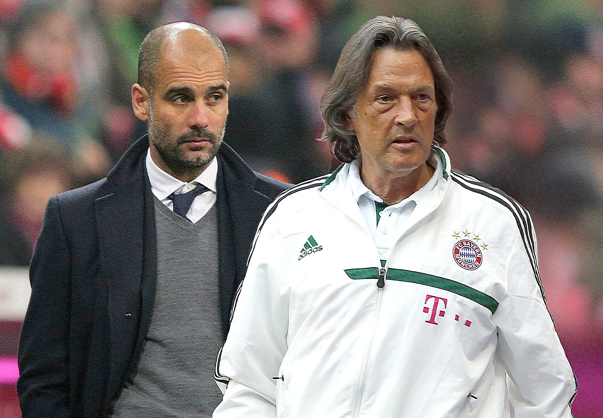 Intime Details! Bayern-Doc rechnet mit Guardiola ab