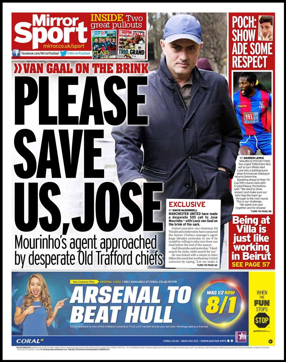 Daily Mirror 20022016