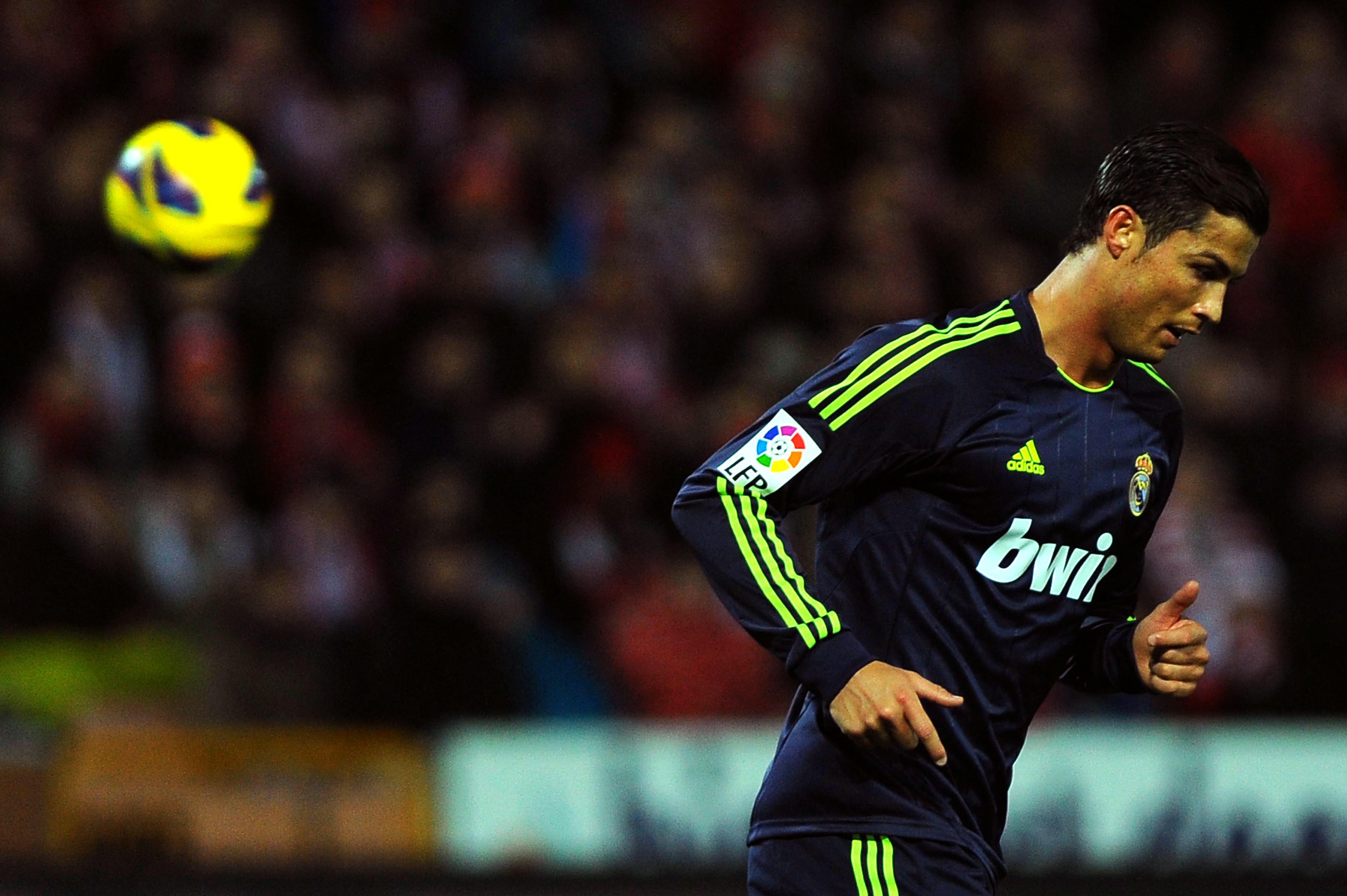 Cristiano Ronaldo Granada Real Madrid 02032013