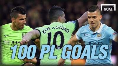 TOP TEN: The Premier League's fastest centurions
