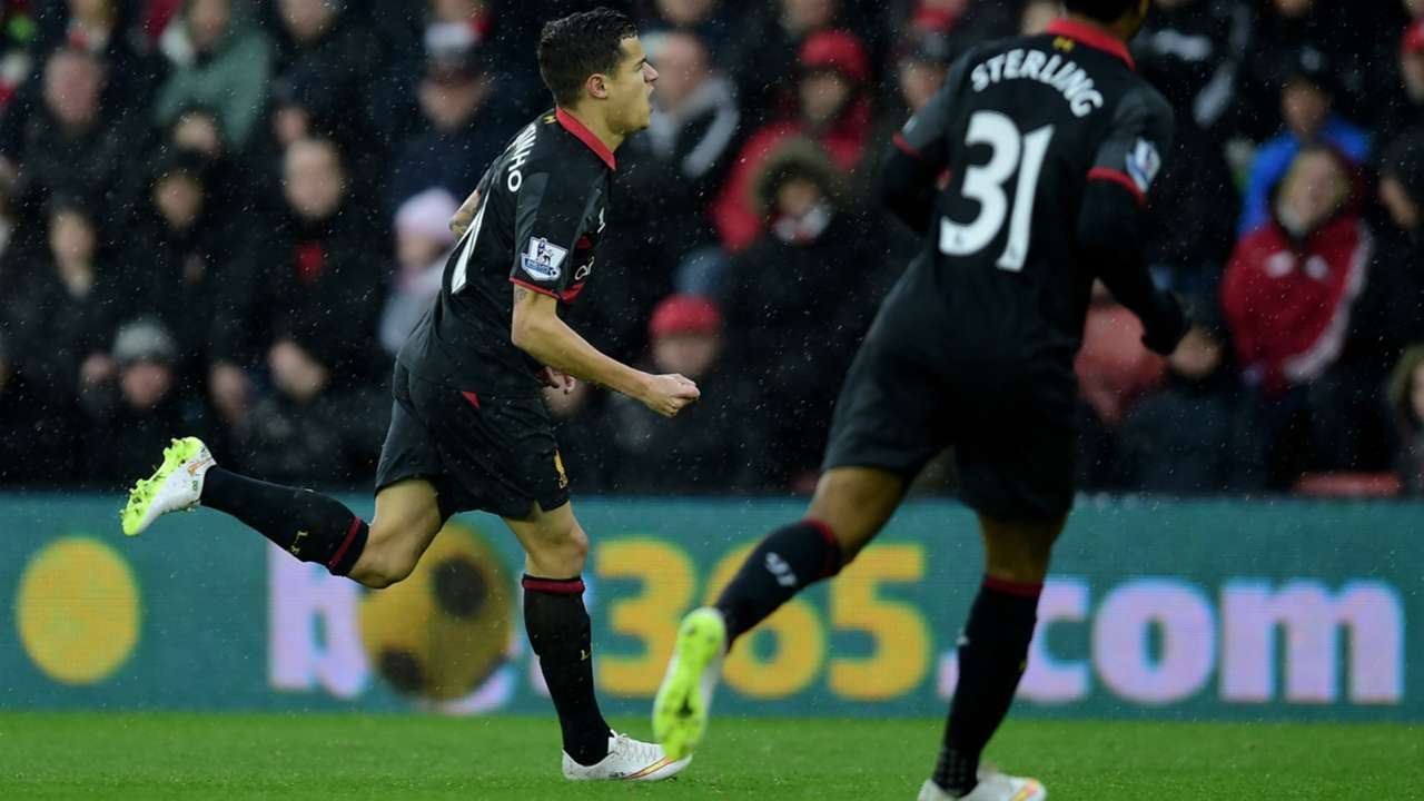 Liverpool gunning for Manchester United & Opta's top Premier
