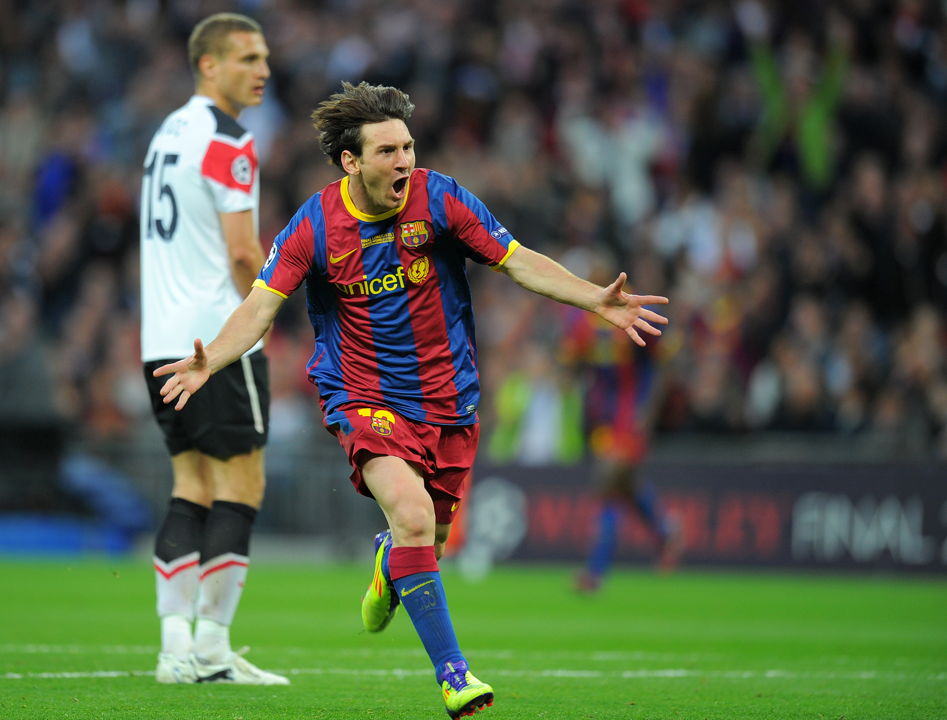 FC Barcelona - Manchester United (Final Champions League 2010-2011)
