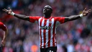 Sadio Mane Premier League Southampton v Aston Villa 160515