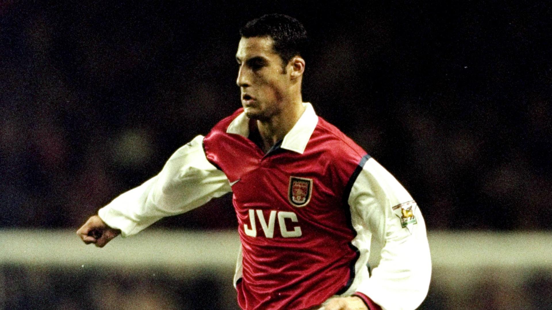 David Grondin, Arsenal